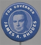 James Rhodes for Governor of Ohio