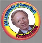 Lieberman of Connecticut for President