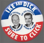 Ike and Dick Sure to Click