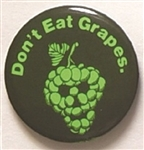 United Farm Workers Dont Eat Grapes