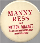 Manny Ress the Button Magnet