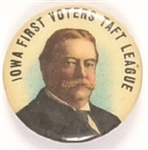 Taft Iowa First Voters League