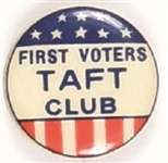 Taft First Voters Club