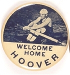 Welcome Home Walter Hoover
