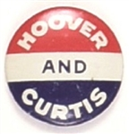 Hoover, Curtis Unusual Size Litho
