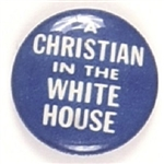 Hoover a Christian in the White House