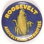 Roosevelt Agriculture Committee Ear of Corn