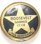 Roosevelt-Garner Club New Hampshire