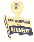 New Hampshire for Kennedy Tab