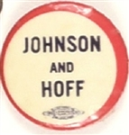 Johnson and Hoff Vermont Coattail