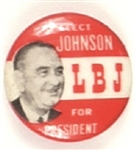 Re-Elect Lyndon Johnson for President