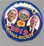 Obama, Biden Kansas Jugate