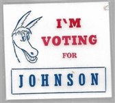 Im Voting for Johnson