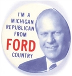 Michigan Republican from Ford Country