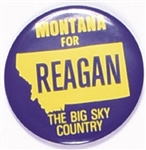 Montana for Reagan Big Sky Country