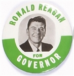 Reagan for Governor Large California Pin