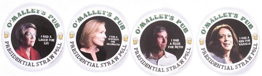 OMalleys Pub Iowa Group of Four 2020 Hopefuls