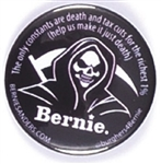 Bernie Sanders Death and Taxes