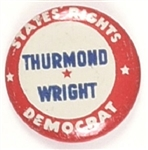 Thurmond, Wright States Rights Party