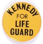 Kennedy for Lifeguard