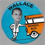 George Wallace Large, Classic School Bus