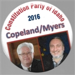 Copeland, Myers Constitution Party of Idaho