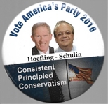 Vote Americas Party Hoefling and Schulin