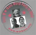 Parker, Guiterrez and Karl Marx Workers World Party