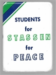 Students for Stassen for Peace