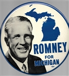 George Romney Michigan 9 Inch Celluloid
