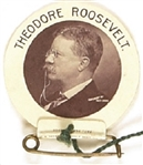 Theodore Roosevelt My Hat is Still in the Ring Celluloid Flipper