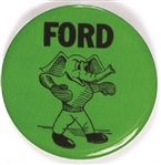 Ford Green Boxing Elephant