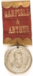 Garfield and Arthur Medal and Ribbon