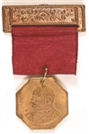 Cleveland Unlisted 1888 Medal and Ribbon