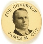 James M. Cox for Governor