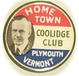 Coolidge Hometown Club