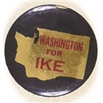 Washington for Ike State Set Pin