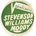 Stevenson, Williams, Moody Michigan Coattail