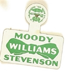Stevenson, Moody, Williams Michigan Coattail Tab