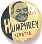 Humphrey for Senator Litho