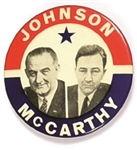 Johnson and McCarthy Proposed Ticket