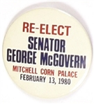 Re-Elect Senator George McGovern