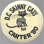 D.C. Skinny Cats for Carter