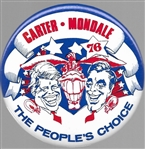 Carter, Mondale the Peoples Choice