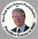 New York Psychologists for Carter
