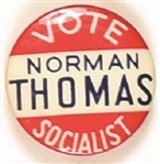 Vote Norman Thomas Socialist