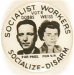 Dobbs, Weiss Socialist Workers Party Jugate