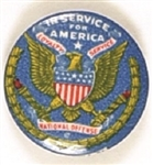 World War II In Service America