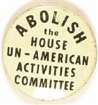 Abolish House Un-American Activities Committee