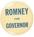 Romney for Governor of Michigan